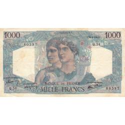 F 41-05 - 28/06/1945 - 1000 francs - Minerve et Hercule - Etat : TTB