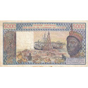 Bénin - Pick 208Bn - 5'000 francs - 1992 - Etat : TB