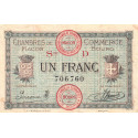 Macon / Bourg - Pirot 78-10 - 1 franc - Etat : TB+