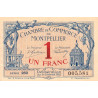 Montpellier - Pirot 85-24 - 1 franc