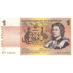 Australie - Pick 37d - 1 dollar - 1972 - Etat : TTB+