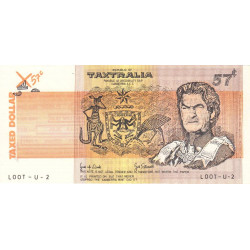 Australie - Taxtralia - 57 cents