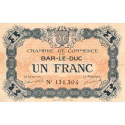 Bar-le-Duc - Pirot 19-3b - 1 franc