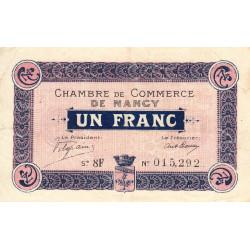 Nancy - Pirot 87-17 - 1 franc