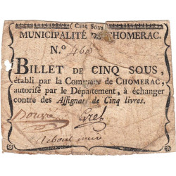 Ardèche - Chomerac - Kolsky 07-054 - 5 sous