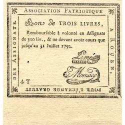 Seine Maritime - Rouen - Kolsky 76-162 - 3 livres - Etat : NEUF