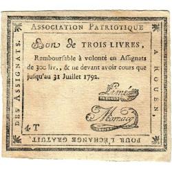 Seine Maritime - Rouen - Kolsky 76-162 - 3 livres - Etat : SUP+