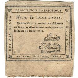 Seine Maritime - Rouen - Kolsky 76-162 - 3 livres - Etat : TTB