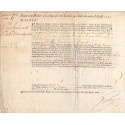 Seine - Paris - Louis XV - Emprunt royal de 1720 - Denier 50 - Etat : TTB