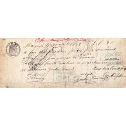 Droit proportionnel - 1882 - 5 centimes - Etat : TB+