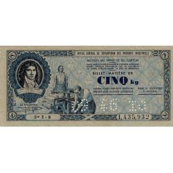 5 kg papiers et cartons en l'état - 09-46 - Code IO - Etat : TTB