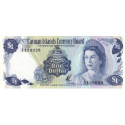 Caimans (îles) - Pick 1b - 1 dollar - 1972 - Etat : NEUF