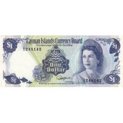 Caimans (îles) - Pick 5d - 1 dollar - 1985 - Etat : TTB+
