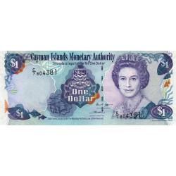 Caimans (îles) - Pick 33d - 1 dollar - 2006 - Etat : NEUF