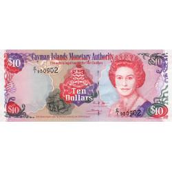 Caimans (îles) - Pick 35 - 10 dollars - 2005 - Etat : NEUF