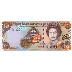 Caimans (îles) - Pick 36 - 25 dollars - 2006 - Etat : NEUF