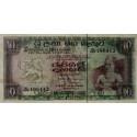Sri-Lanka - Pick 74Ab - 10 rupees - 1975 - Etat : TTB+
