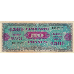 VF 24-1 - 50 francs - France - 1945 - Etat : SUP-