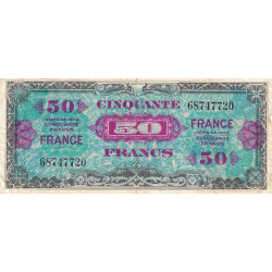 VF 24-1 - 50 francs - France - 1945 - Etat : TB-