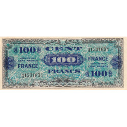 VF 25-1 - 100 francs - France - 1944 - Etat : SUP