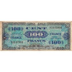 VF 25-1 - 100 francs - France - 1944 - Etat : B+