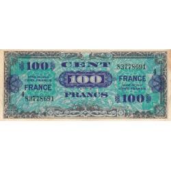 VF 25-4 - 100 francs série 4 - France - 1944 - Etat : TTB-