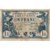 Ajaccio / Bastia - Pirot 3-7a - 1 franc