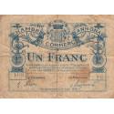 Annonay - Pirot 11-8 - 1 franc - Etat : B
