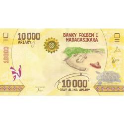 Madagascar - Pick 103 - 10'000 ariary - 2017