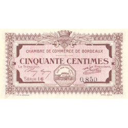 Bordeaux - Pirot 030-11 - 50 centimes