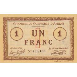 Amiens - Pirot 007-28 - 1 franc