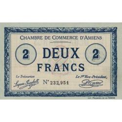 Amiens - Pirot 007-31 - 2 francs