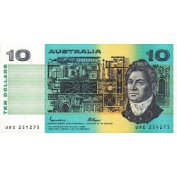 Australie - Pick 45e - 10 dollars - 1985 - Etat : SPL