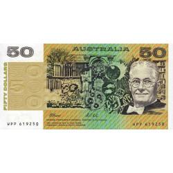 Australie - Pick 47h - 50 dollars - 1991 - Etat : pr.NEUF