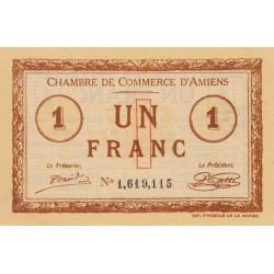 Amiens - Pirot 007-43 - 1 franc