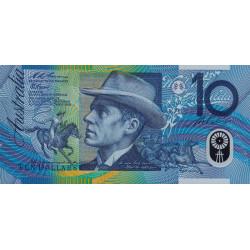 Australie - Pick 52a - 10 dollars - 1993 - Polymère - Etat : NEUF