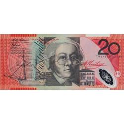 Australie - Pick 53a - 20 dollars - 1995 - Polymère - Etat : NEUF