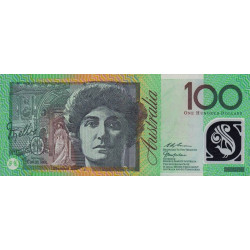 Australie - Pick 55b - 100 dollars - 1999 - Polymère - Etat : SPL