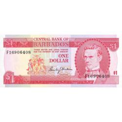 Barbade - Pick 29 - 1 dollar - 1973 - Etat : NEUF