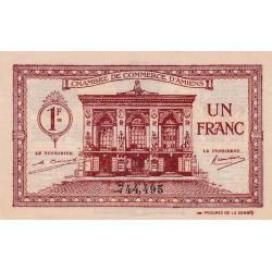 Amiens - Pirot 7-56 - 1 franc - Etat : SPL