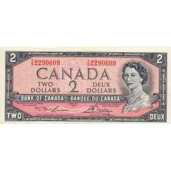 Canada - Pick 76d - 2 dollars - 1973 - Etat : SUP+