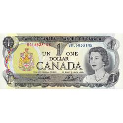 Canada - Pick 85c_1 - 1 dollar - 1984 - Etat : NEUF