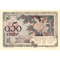 Nice - Pirot 91-09 - 50 centimes - Etat : SUP+
