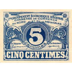 Nord et Pas-de-Calais - Pirot 94-1 - 5 centimes - Etat : NEUF