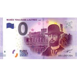 81 - Musée Toulouse-Lautrec - 2017-1 - Etat : NEUF