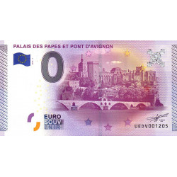 84 - Palais des Papes et Pont d'Avignon - 2015-1 - Etat : NEUF