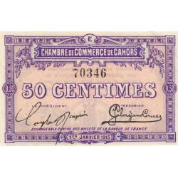 Cahors (Lot) - Pirot 035-05-E - 50 centimes