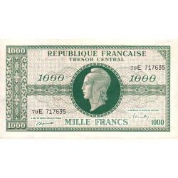 VF 13-2 - 1000 francs - Marianne - 1945 - Etat : SUP+