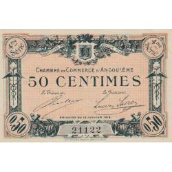 Angoulême - Pirot 009-20 - 50 centimes