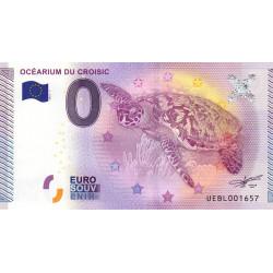 44 - Aquarium du Croisic - 2015-1 - Etat : NEUF